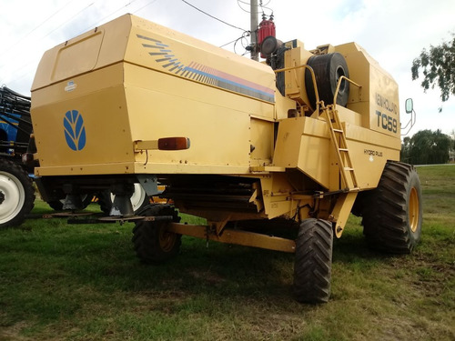 cosechadora new holland tc 59 c/23