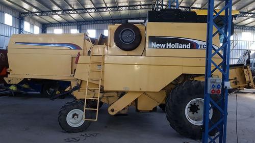 cosechadora new holland tc57 c/23