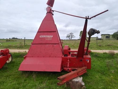 cosechadora picadora mainero u 150 b