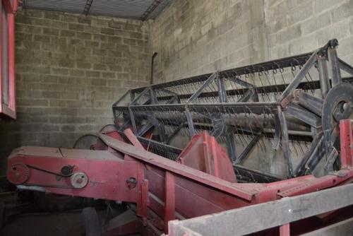 cosechadora vasalli 316 perkins 354 nuevo  tpea