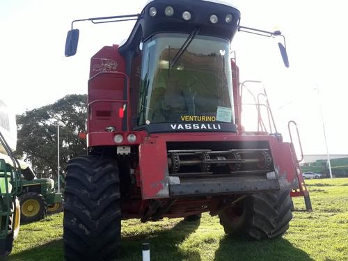 cosechadora vassalli 1550 30p motor 0km año 2011