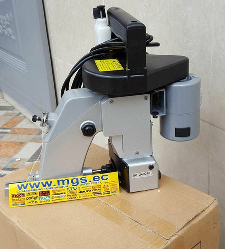 cosedora de sacos 110v modelo gk26-1a