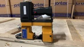 cosedora de sacos portatil con hilo marca jontex industrial