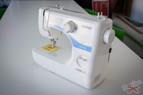 coser brother máquina
