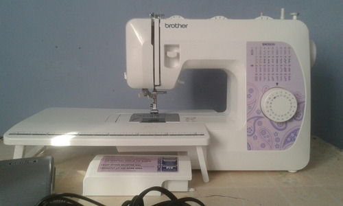 coser brother maquina