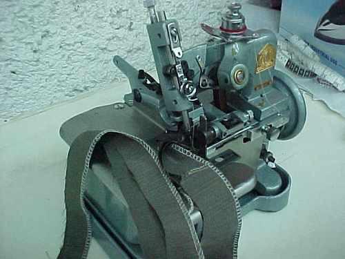 Maquina De Coser Overlock Semi Industrial 3 Hilos Nueva