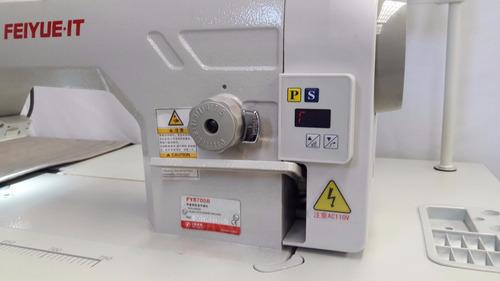 coser recta maq
