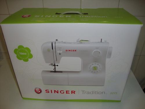 coser sin singer máquina