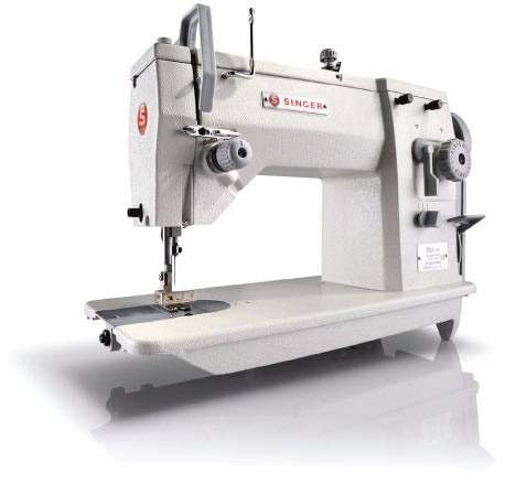 coser singer máquina