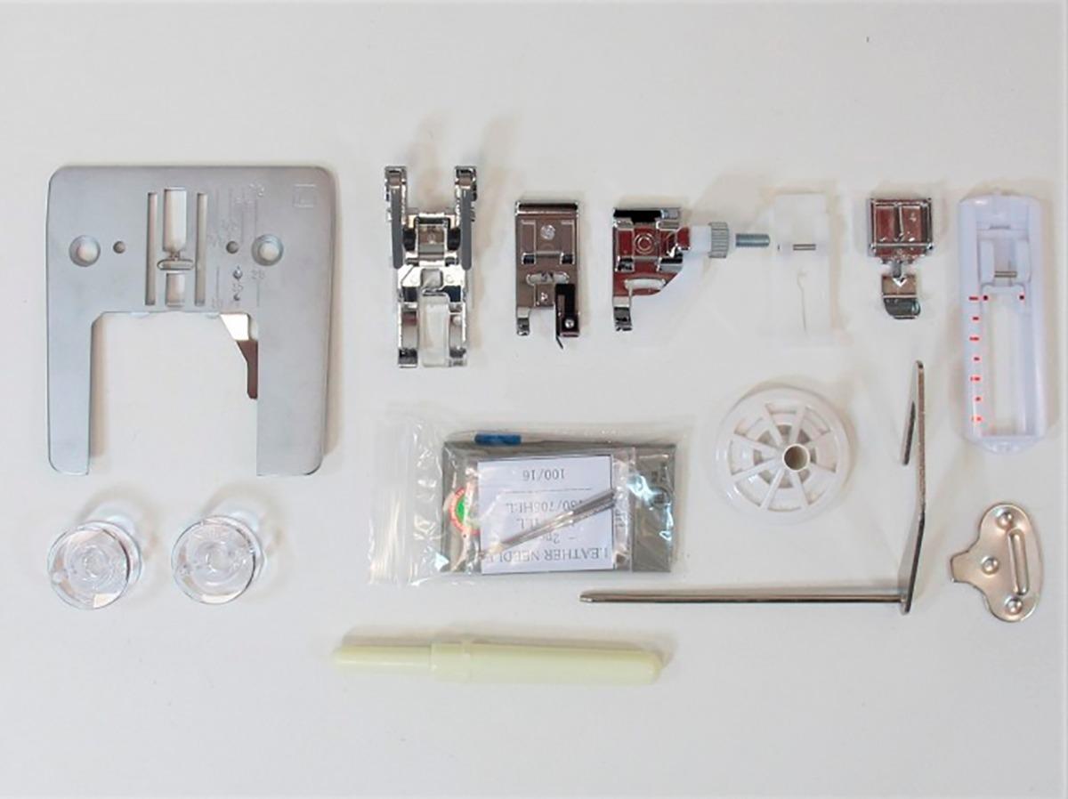 Maquina De Coser Fabriq 17 Toyota Power Electrica Envios ...