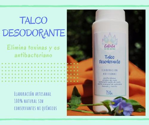 cosmetica  y cuidado personal.100%natural.