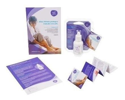 cosmetico de pe em pe hidrata protege afina trata