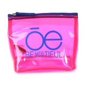 Cosmetiquera Material Transparente Cloe Mujer