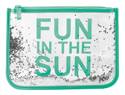 cosmetiquera menta fun in the sun a011843gumx