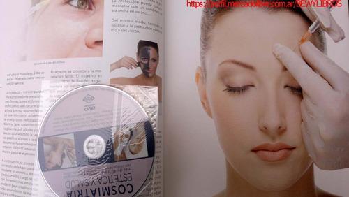 cosmiatria estetica y salud con dvd lexus