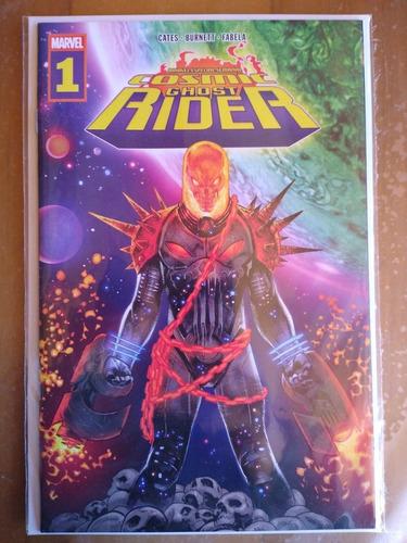 cosmic ghost rider #1 televisa