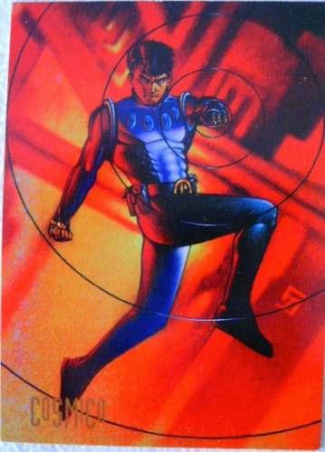 cosmico / dc comics pepsi cards 15