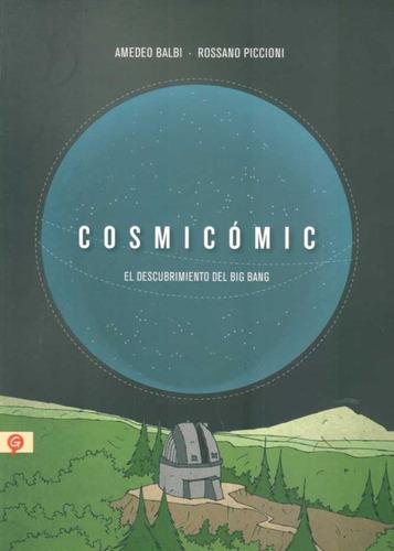 cosmicómic / piccioni (envíos)