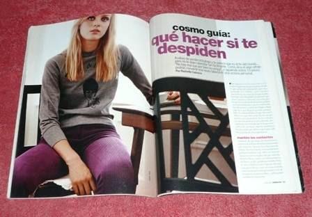 cosmopolitan julio 2002 thalía cabello empleos raros ritual