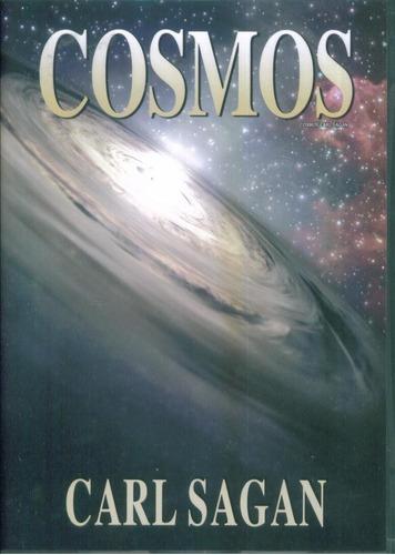 cosmos. documental de carl sagan. formato dvd. nueva