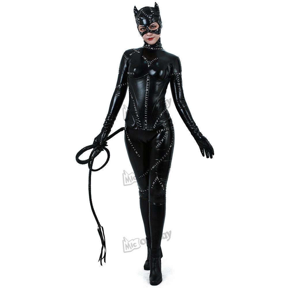 2005236ae cosplay fantasia mulher gato batman retorno michelle. Carregando zoom.