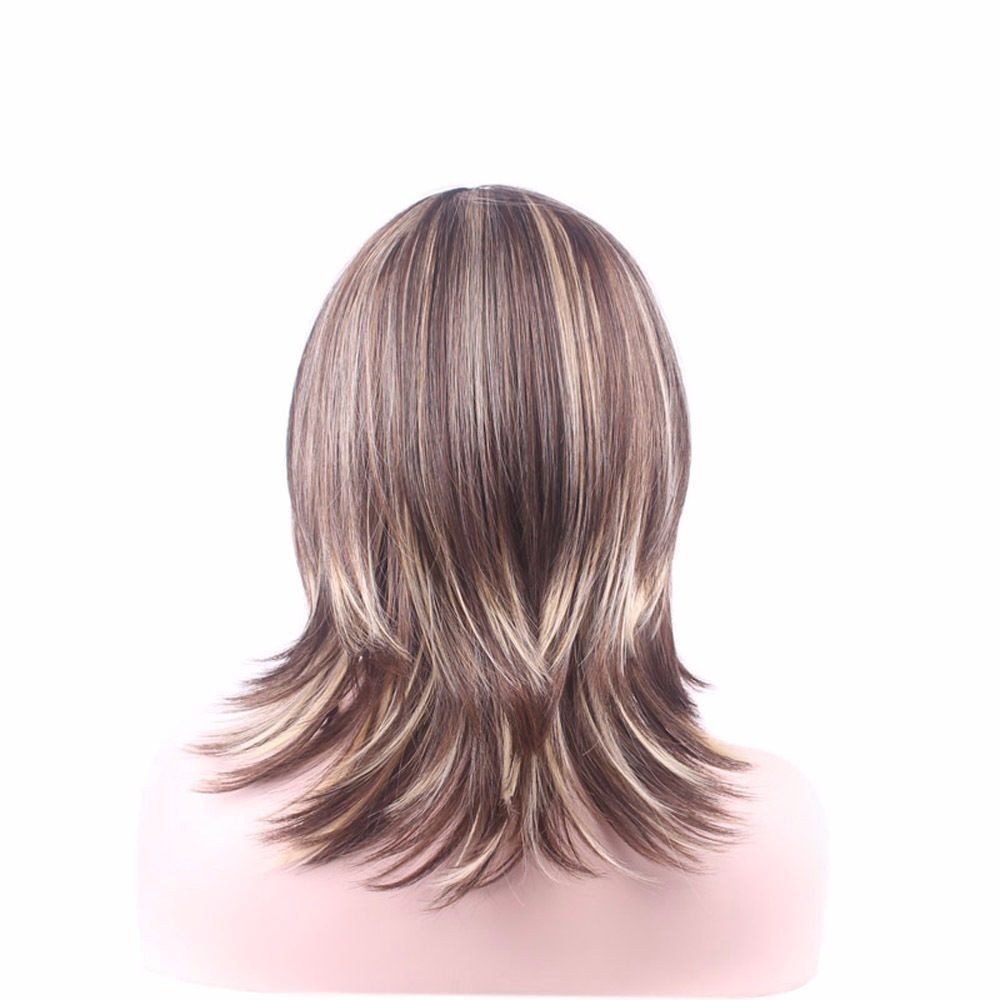 Imagenes de cabello largo con luces