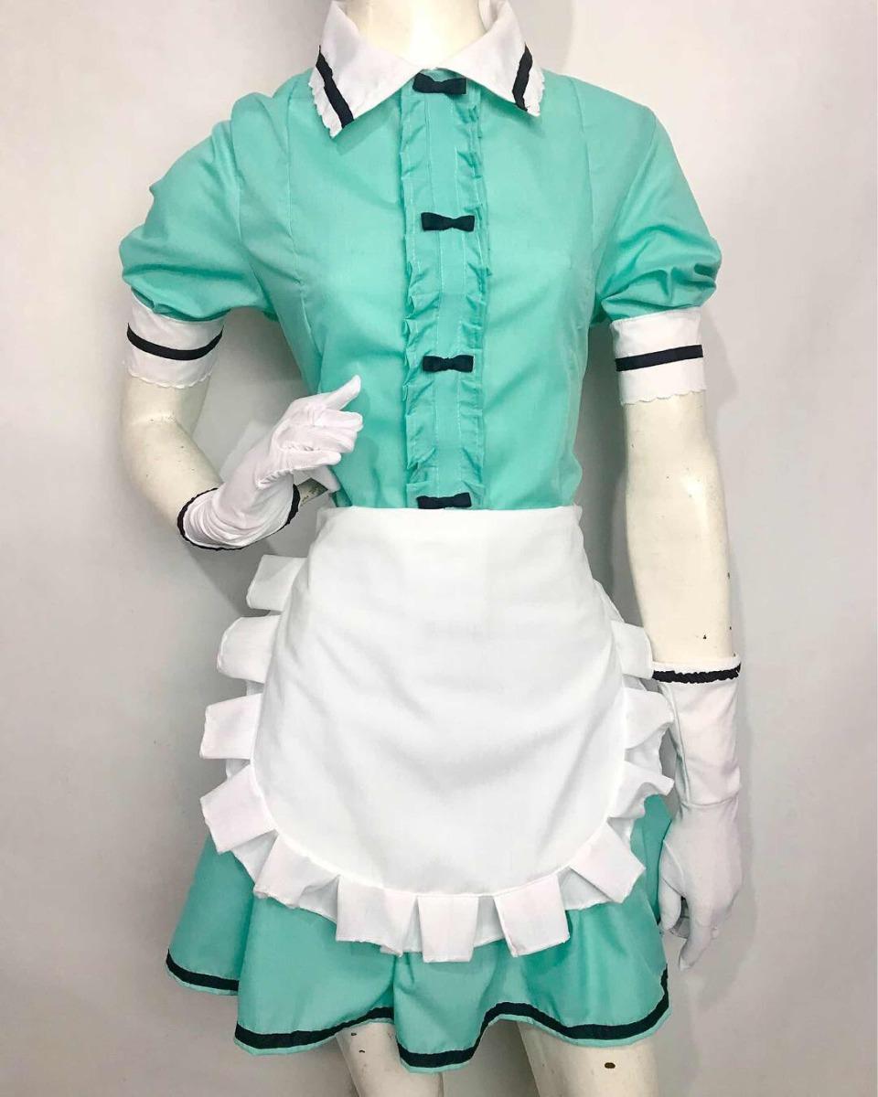 cosplay vestido anime hideri kansaki blend-s - cosplay arg. Cargando zoom. 1ab169049879