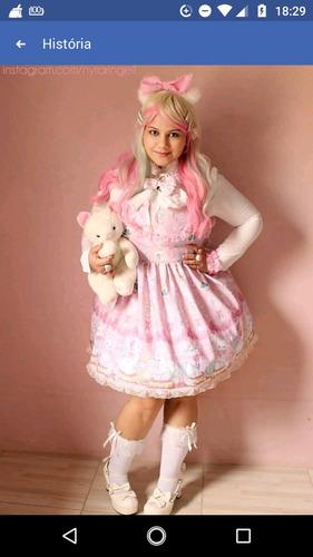 cosplays e coisas lolita