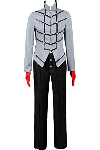 Cosplaysky Persona 5 Disfraz Traje Joker Grande