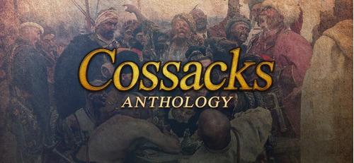 cossacks anthology pc original envio grátis sg