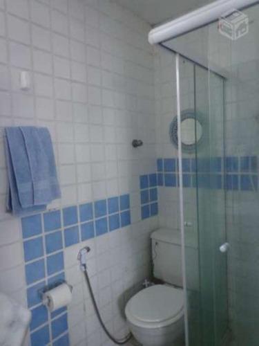 costa azul  linda cobertura no costa azul, 3/4 ( 1 suite)  205 m²r$ 380.000,00, condomínio r$ 452,00 , iptu r$ 800,00 ,nascente, vista maravilhosa frente mar, sala de estar e janta - tbi152 - 3054779