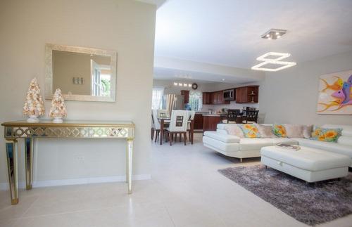 costa bavaro  duplex  for rent luxury fursnished