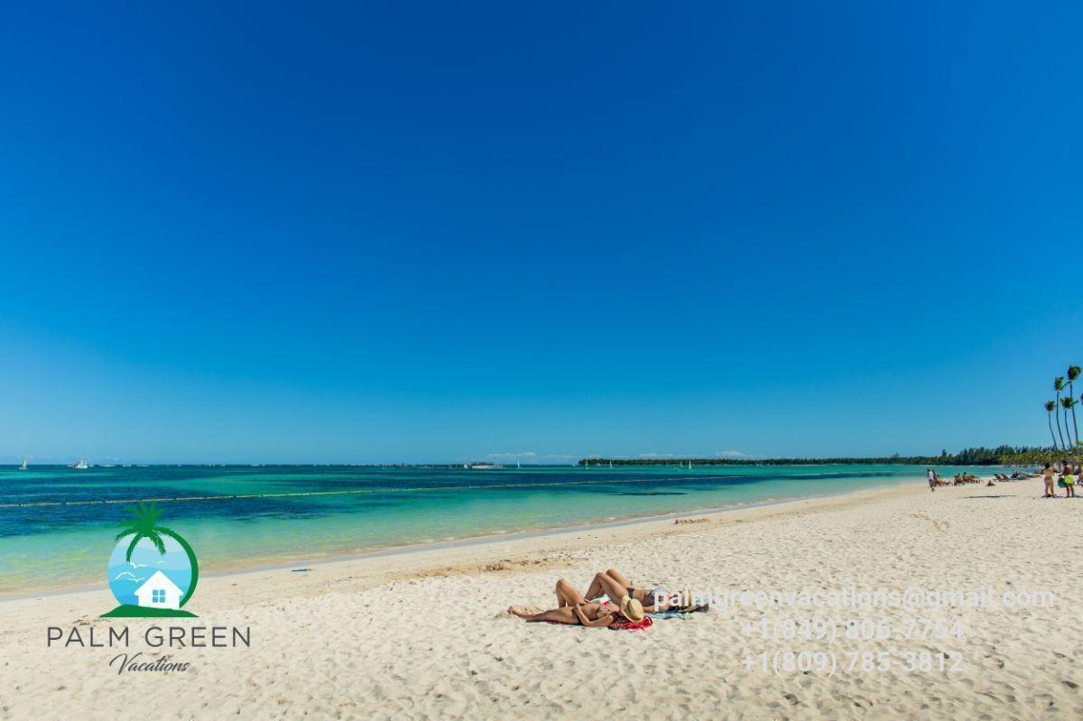 costa  bavaro  luxury apartment 5 to the beach
