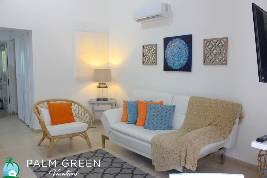 costa bavaro punta cana vacation rental 1br apartment 2 second floor