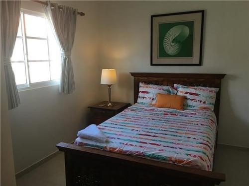 costa bavaro  villa duplex for rent