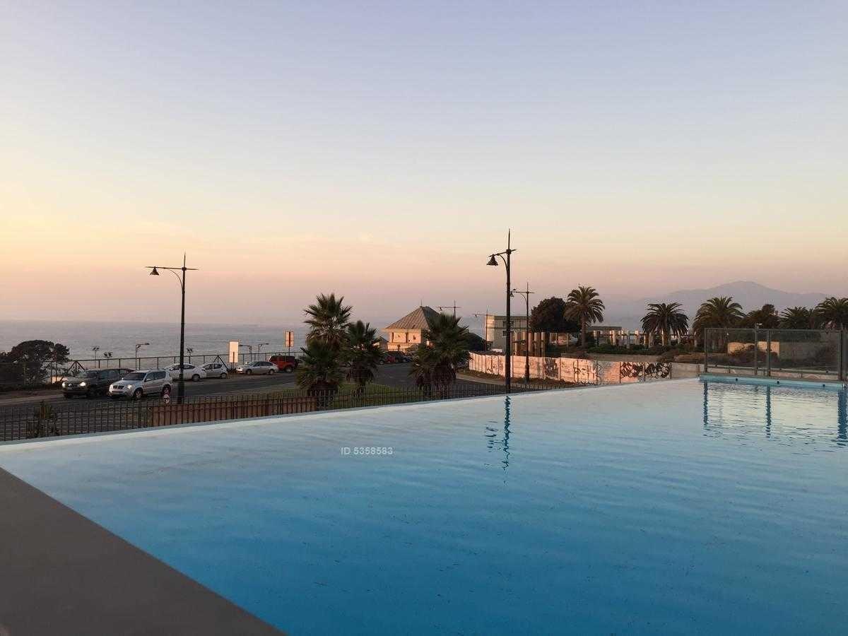 costa de montemar, 2 estacionamientos, espectacular vista despejada al mar.