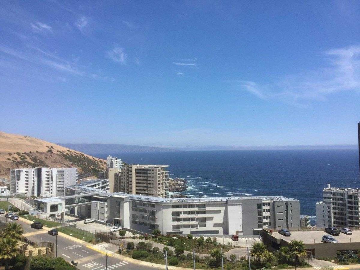 costa de montemar, reñaca, linda vista despejada, con wifi , excelente estado