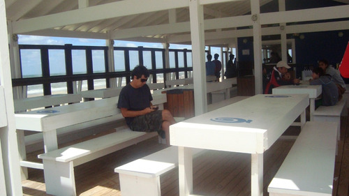 costa esmeralda lote maritimo3  country a 11km de pinamar