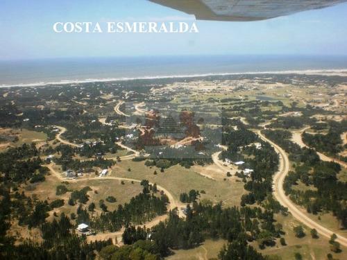 costa esmeralda venta terreno