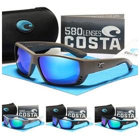 Costa Original Lentes Polarizadas Uv400 Gafas De Sol