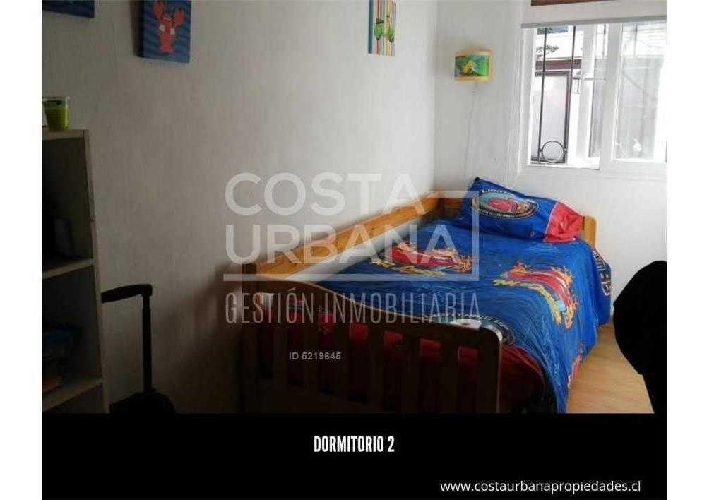 costa urbana / casa en reñaca 4d + 3b + mansarda viña del mar