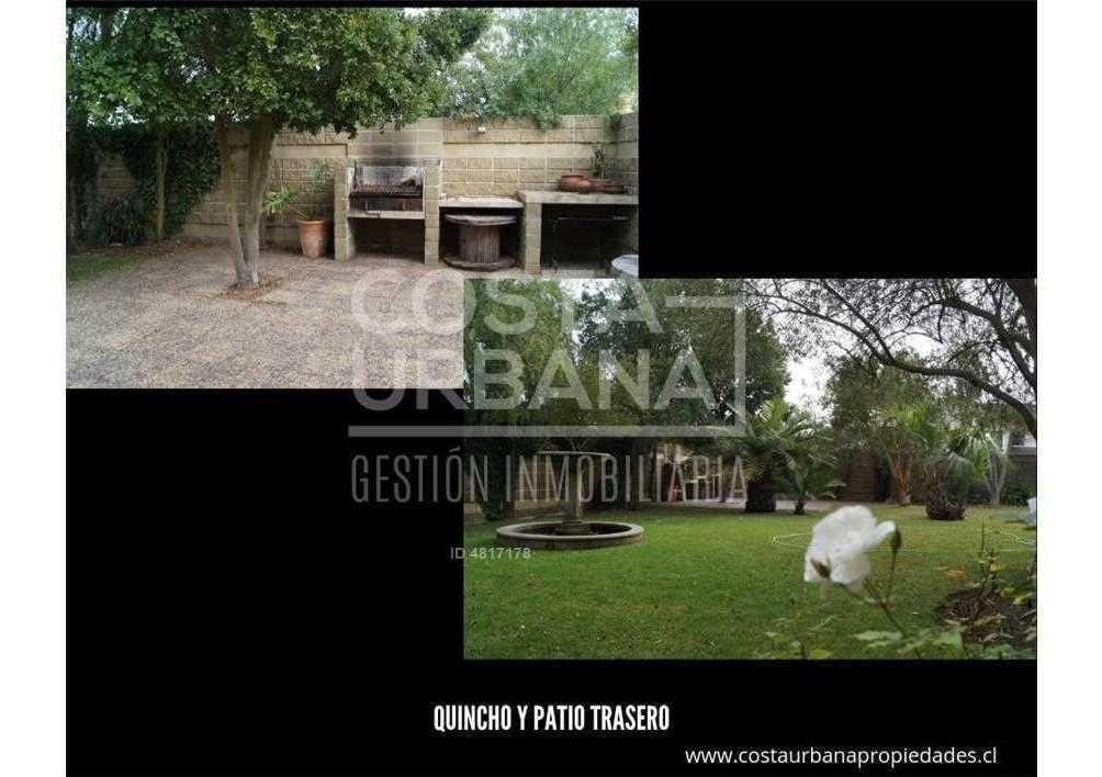 costa urbana / espectacular casa en pinares de montemar
