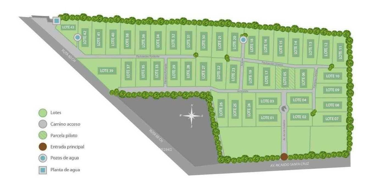 costa urbana / maravillosas parcelas en condominio privado de lujo