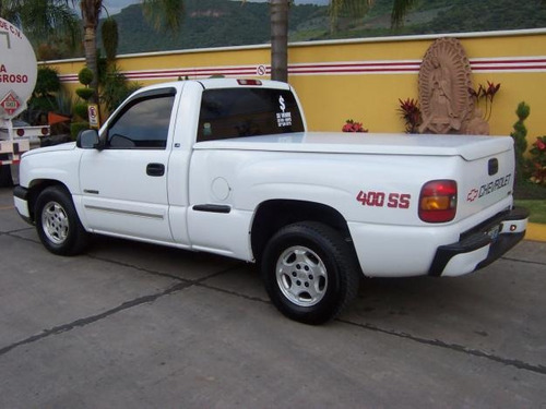 Costado De Caja Chevrolet Ss400 99-06 - $ 4,500.00 en ...