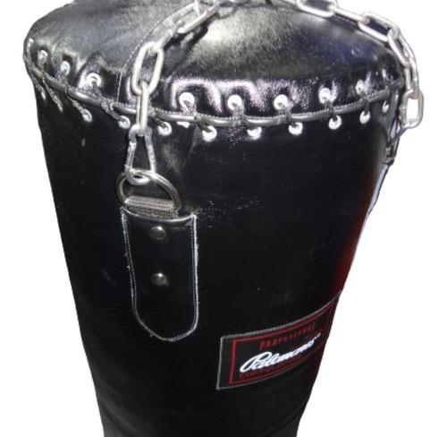 costal box piel 1.10 m con cadenas y poliureta palomares fpx