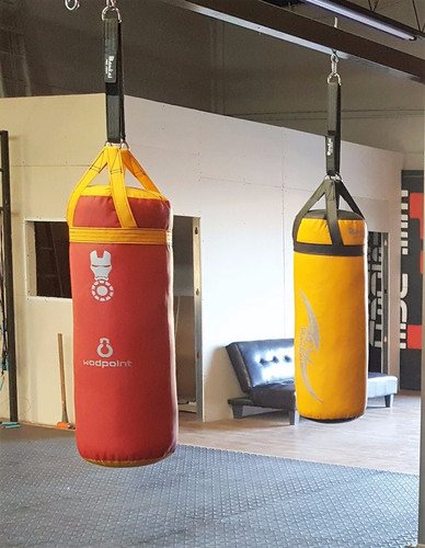 costal de box banana chico | punching bag | mma
