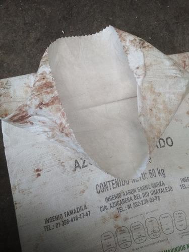 costal de rafia 50kg, de un uso, azucarero,harinero
