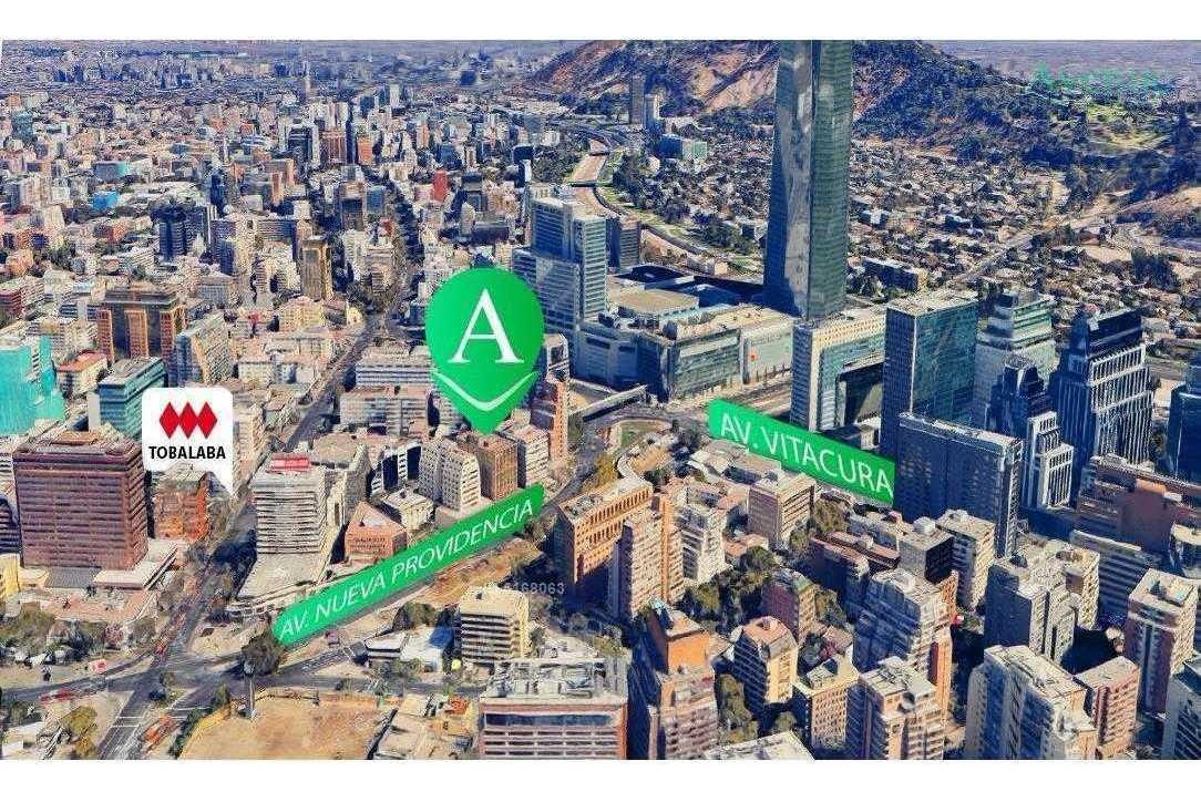 costanera center / núcleo empresarial / a pasos de metro tobalaba