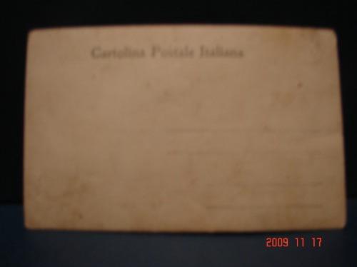 costumbrista - tarjeta postal antigua. fotopostal.