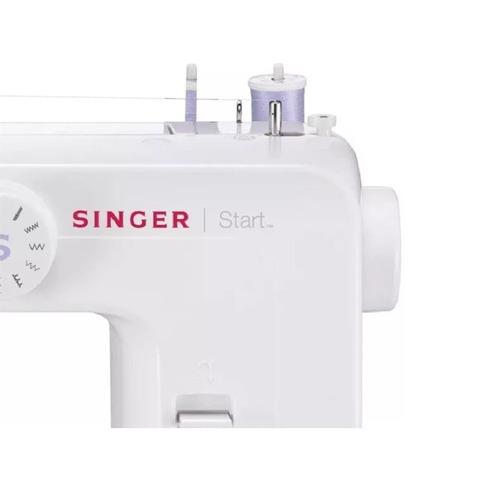 costura singer maquina